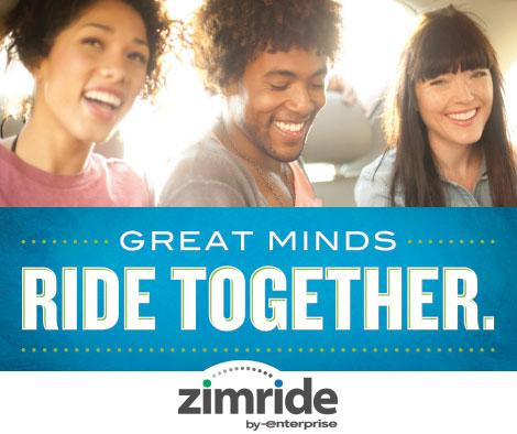 Zimride at the University of Minnesota, Morris